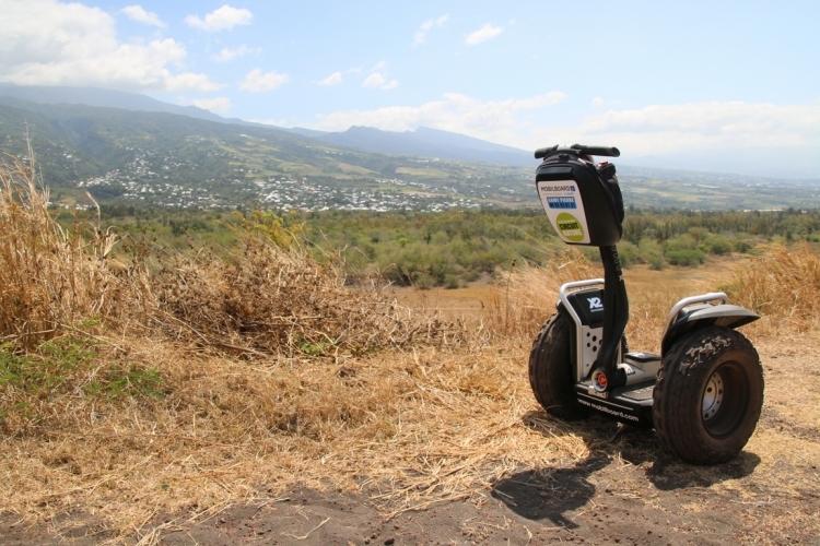 On a testé la balade en Segway avec Mobilboard La Réunion