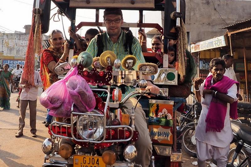Laurent et son périple au Pakistan et en Inde