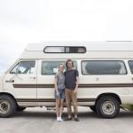 Pierre et Camille, un roadtrip au Canada façon Van Life