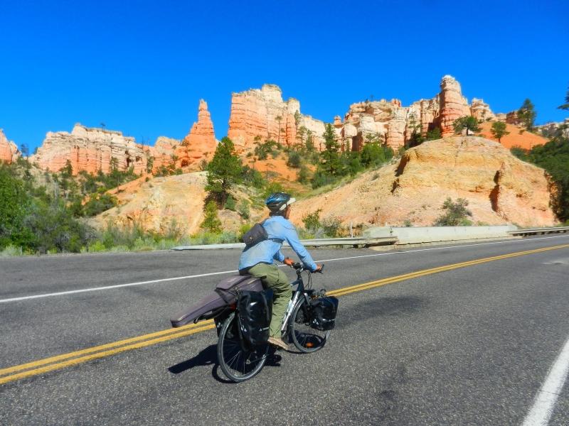 Marie et Cédric : 16000km à vélo à travers l'Amérique du Nord