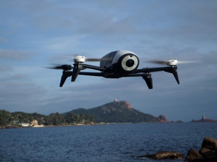 Que penser du drone Bebop2 de Parrot ? Notre test.