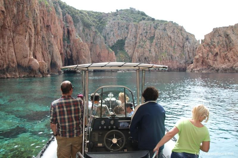 Corse : le golfe de Porto et ses sites naturels exceptionnels