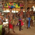 On a rencontré des indigènes Embera au Panama …