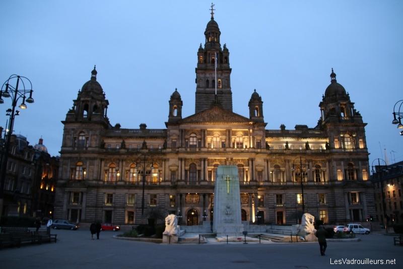 Glasgow, une ville vivante et dynamique au style inimitable !