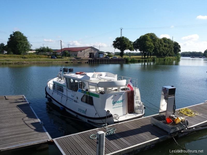 Gray et Dole : 2 belles villes comtoises sur notre parcours fluvial