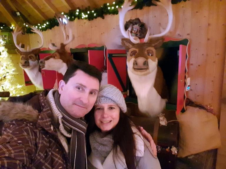 Le hameau du Père Noël existe ! Et en plus il est en France …