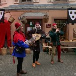 Insolite : le marché de Noël médiéval de Ribeauvillé en Alsace