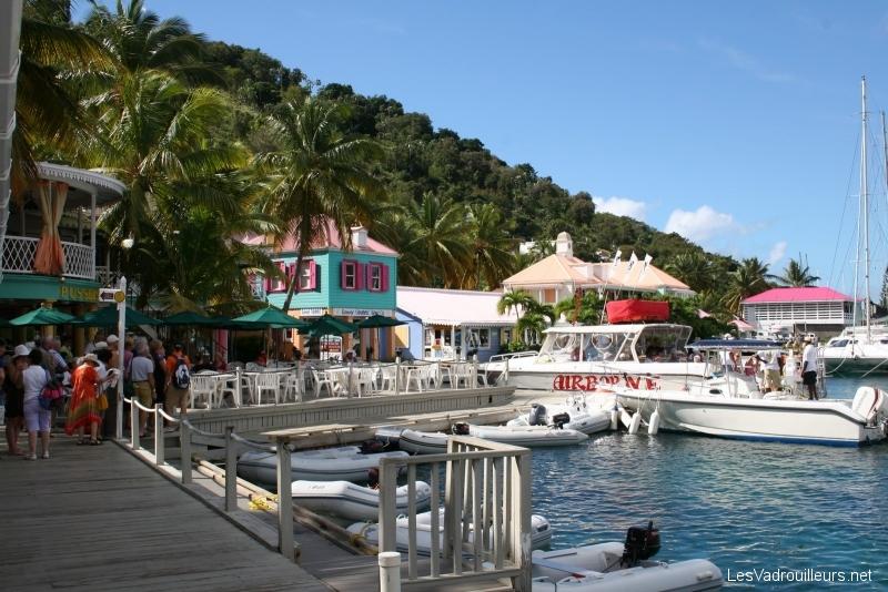 [Croisière Caraïbes] Escale à Road Town sur l'île de Tortola