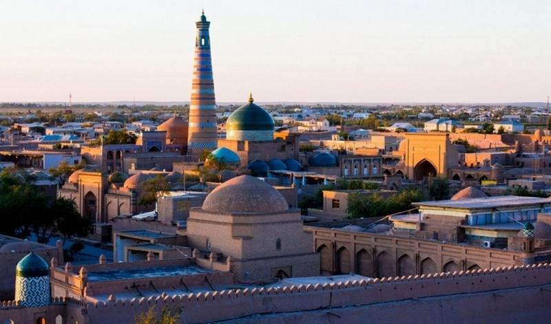 Interview de Vazira qui nous fait découvrir l'Ouzbékistan