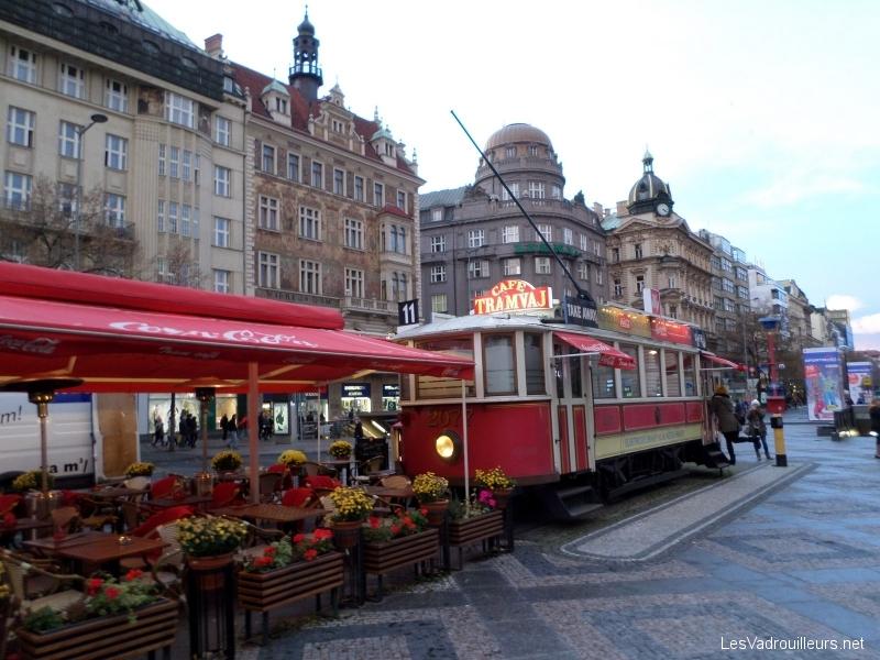 Se loger, se déplacer, se restaurer … lors d'un séjour à Prague