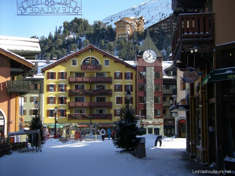 Séjour neige en Pierre et Vacances Premium au village d'Arc 1950
