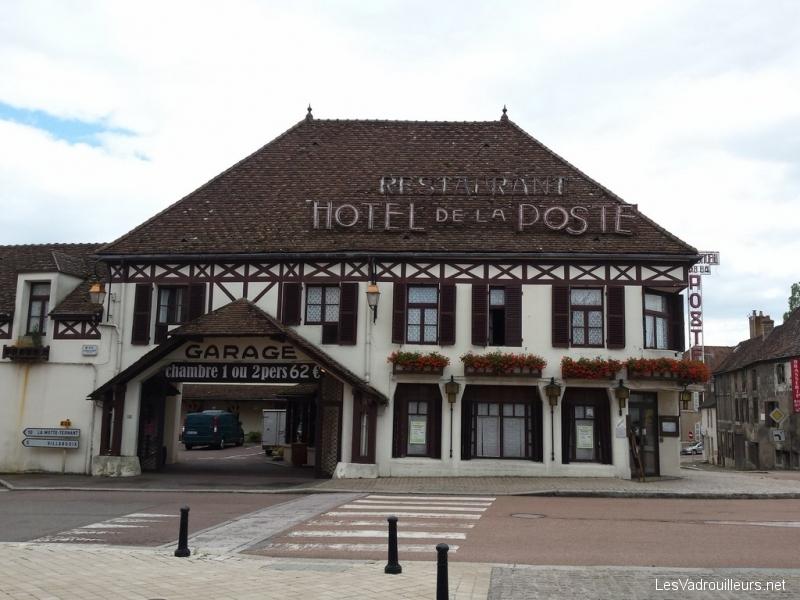 On a testé un deal Groupon sur l'hôtel de la Poste à Saulieu