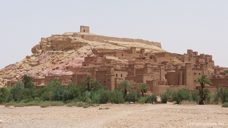 Excursion Marrakech Ouarzazate par la route des Kasbahs