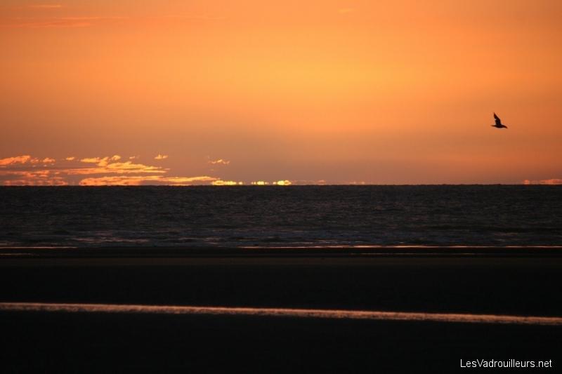 Le coucher de soleil : un instant magique et romantique !