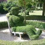 Les topiaires : 250 raisons d'aller voir le Parc de Durbuy en Belgique
