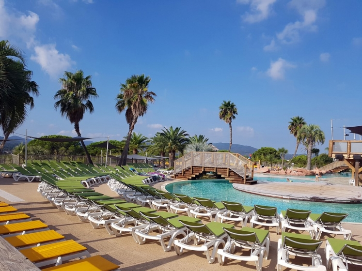 Le Domaine du Colombier, THE camping club royal de Fréjus !