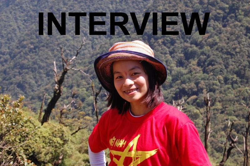 Interview de Nguyen Phuong Hoa qui nous fait découvrir le Vietnam