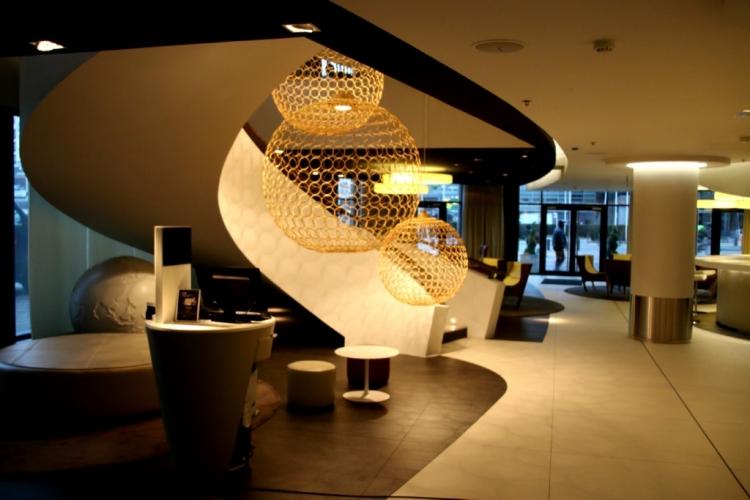 Vis ma vie d'homme d'affaires à l'hôtel Pullman Brussels !