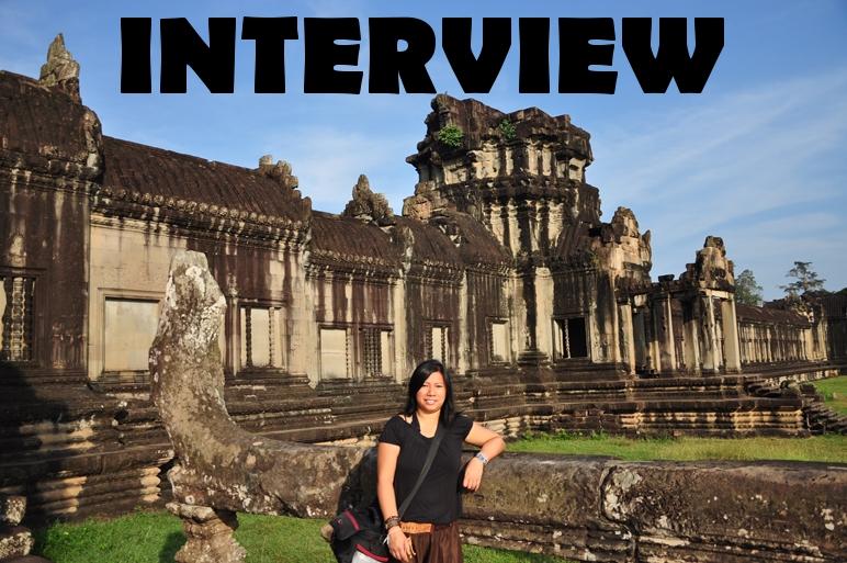 Interview de Rattana Chin pour découvrir le Laos et le Cambodge