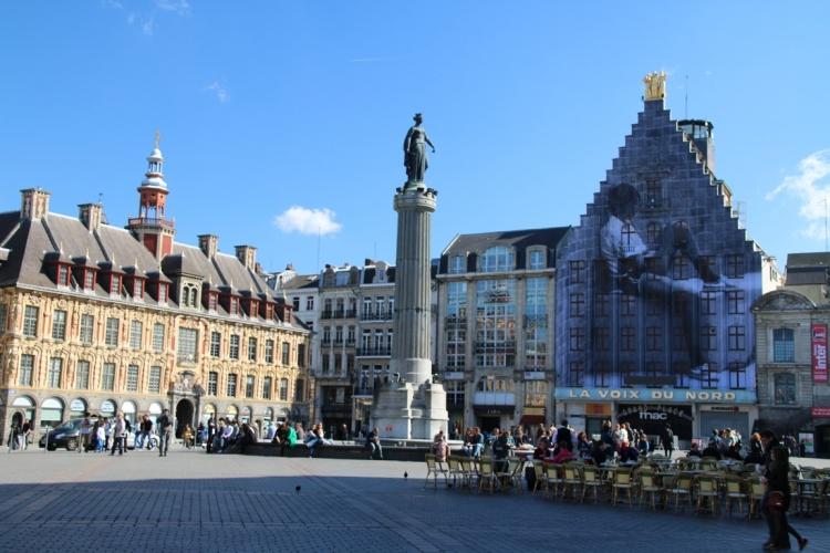 Et si vous alliez passer un week-end culturel sur Lille ?
