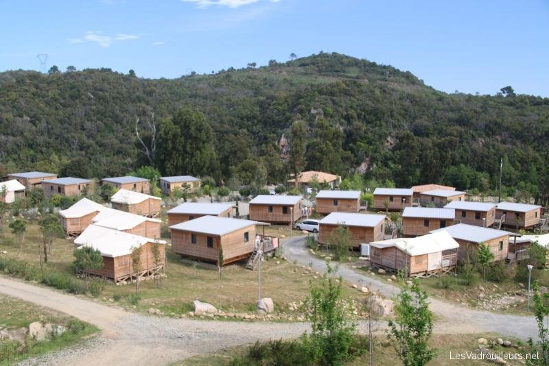 On a testé le camping Sole di Sari à Solenzara en Corse