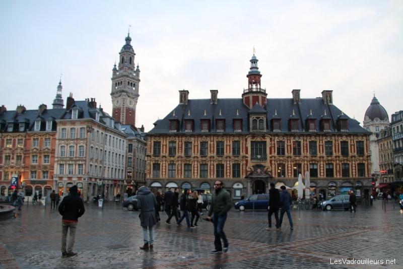 #EnFranceAussi : que de belles façades dans le Vieux-Lille !