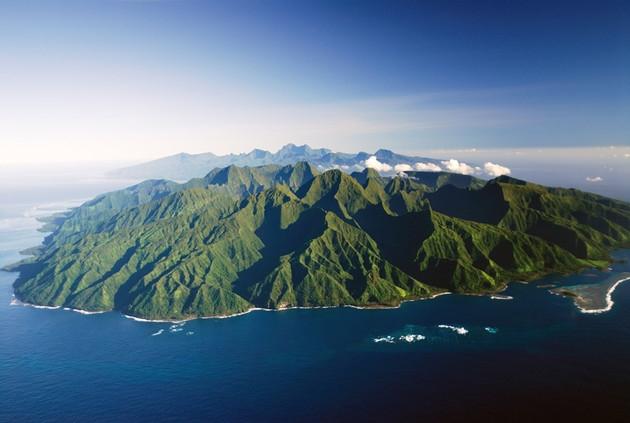 Interview de Rina qui nous fait découvrir la Polynésie française