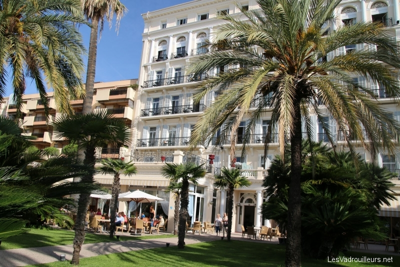 On a testé la vie de palace au Royal Westminster Menton